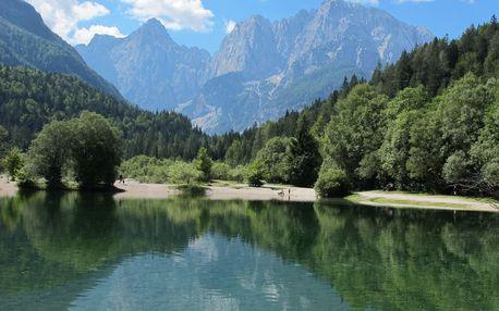 Slovinsko - Julské Alpy LUX, Bohinj