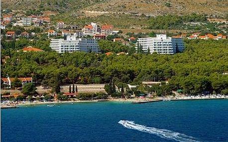 Chorvatsko - Trogir na 8 až 10 dní, polopenze s dopravou autobusem, letecky z Ostravy nebo letecky z Prahy, Trogir