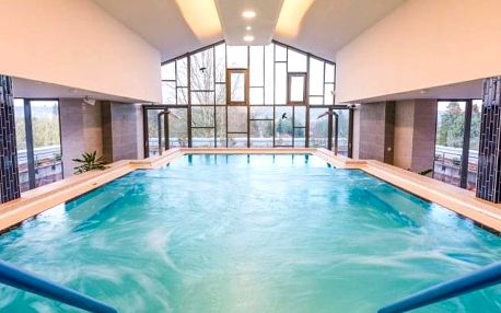 Maďarsko: Lenti v Thermal Hotelu Balance **** s termálními lázněmi, bohatým wellness, aktivitami a polopenzí