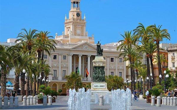 Costa de la Luz pro seniory 55+ - Hotel Playacanela, Andalusie - Costa de la Luz, letecky, polopenze4