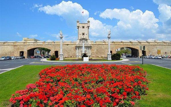 Costa de la Luz pro seniory 55+ - Hotel Playacanela, Andalusie - Costa de la Luz, letecky, polopenze5
