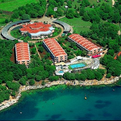 Chorvatsko - Istria na 8-10 dnů, all inclusive