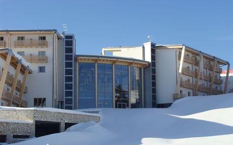 Itálie - Monte Bondone na 8 dní, polopenze, Monte Bondone