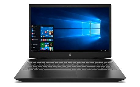 Notebook HP Pavilion Gaming 15-cx0017nc černý (4MJ67EA#BCM)