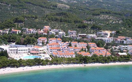 Chorvatsko - Tučepi na 8-15 dnů, polopenze