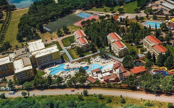 Hotel Sol Garden Istra, Istrie, vlastní doprava, polopenze2