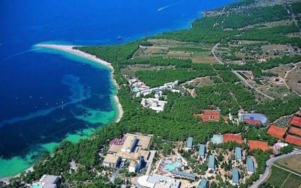 Bluesun Hotel Borak, Dalmatinské ostrovy, vlastní doprava, snídaně v ceně2