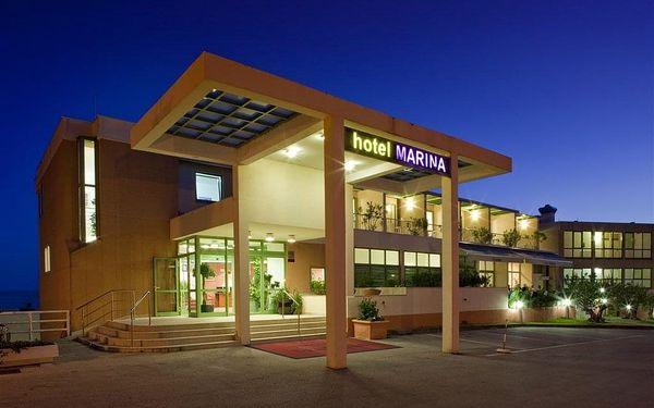 Hotel Bluesun Marina, Makarská riviéra, vlastní doprava, snídaně v ceně2