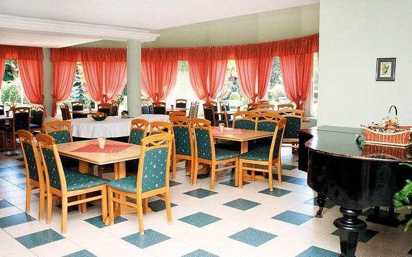 Hotel Arboretum, Harkány, vlastní doprava, snídaně v ceně3