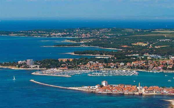 Guest House Adriatic, Istrie, vlastní doprava, polopenze4