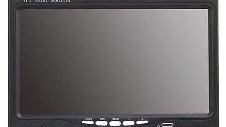 LCD monitor do auta 7 palcový - TFT - digitální