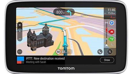 Navigační systém GPS Tomtom GO PREMIUM 6 World Lifetime černá (1PL6.002.30)
