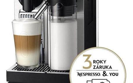 DeLonghi Nespresso Lattissima EN750MB stříbrné