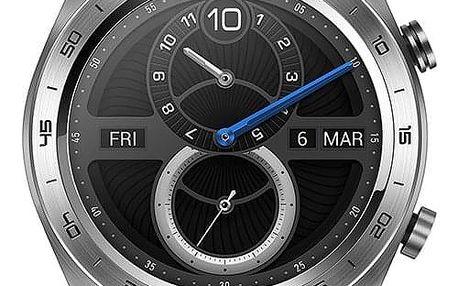 Chytré hodinky Honor Watch Magic stříbrný (55023483)