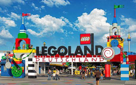 Legoland | Vstup v ceně | Jednodenní poznávací zájezd do Německa pro celou rodinu