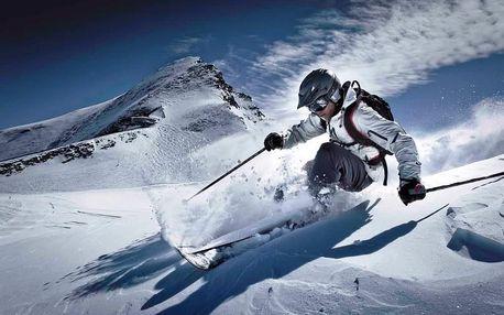 Velikonoce v Rakousku ledovec Kitzsteinhorn Kaprun 3 dny lyžování..., Kaprun - Zell am See