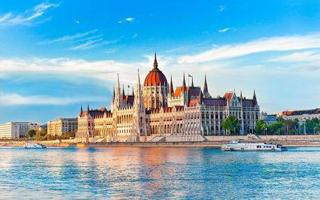 Dvoudenní romantická Budapešť | 1 noc se snídaní | 2denní poznávací zájezd do Maďarska