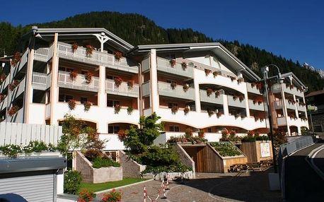 Itálie - Val di Fassa e Carezza na 8 dní, bez stravy, Val di Fassa e Carezza