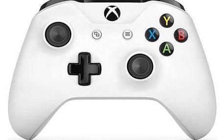 Microsoft Xbox One S Wireless bílý (TF5-00004)