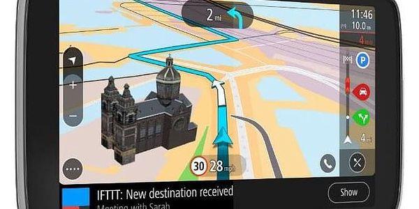 Navigační systém GPS Tomtom GO PREMIUM 6 World Lifetime (1PL6.002.30) černá + DOPRAVA ZDARMA5