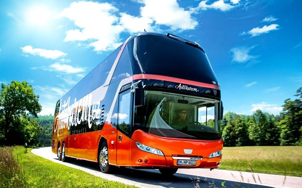 Autobusem|snídaně v ceně||Od 16. 8. (Ne) do 20. 8. 2020 (Čt)3