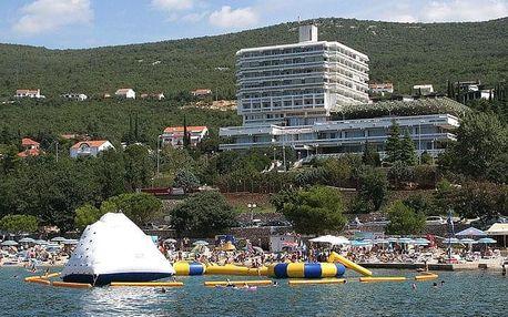 Chorvatsko - Crikvenica na 7 až 10 dní, polopenze nebo snídaně s dopravou autobusem, Crikvenica