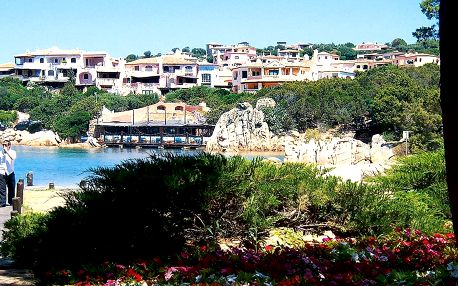 Přírodní krásy a památky Sardinie - letecky, Sardinie