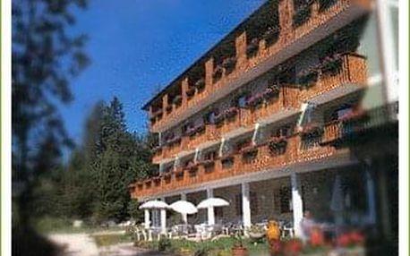 Itálie - Folgaria / Lavarone na 4 až 6 dní, polopenze, Folgaria / Lavarone