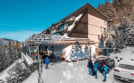 Zimní pobyt s polopenzí a wellness, Nízke Tatry - Jasná