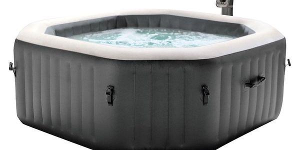 Marimex   Vířivý bazén Pure Spa - Bubble čtverec   11400221