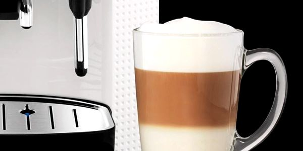 Espresso Krups EA8105 černé/bílé5
