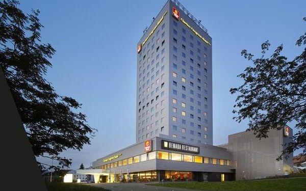 Moderní hotel v Českých Budějovicích 3 dny / 2 noci, 2 os., snídaně4