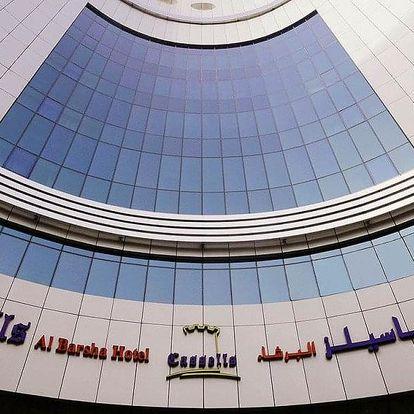 Spojené arabské emiráty - Dubai na 5 až 6 dní, snídaně s dopravou letecky z Prahy, Dubai