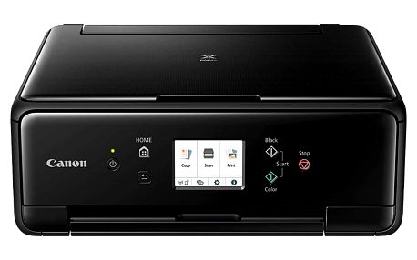 Tiskárna multifunkční Canon PIXMA TS6250 černé (2986C006)