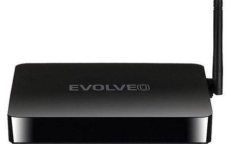 Multimediální centrum Evolveo MultiMedia Box M4 (MMBX-M4-HDR) černý