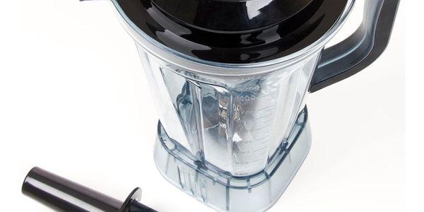 Stolní mixér G21 Blender Perfect smoothie Vitality graphite black černý + dárek Příslušenství k robotům G21 Kniha Secret of Raw Sladká rawmance v hodnotě 490 Kč + DOPRAVA ZDARMA3