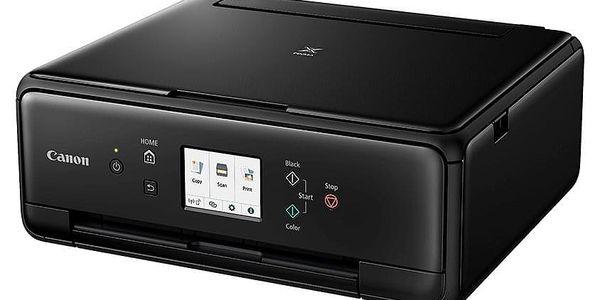 Tiskárna multifunkční Canon TS6250 (2986C006) černé2