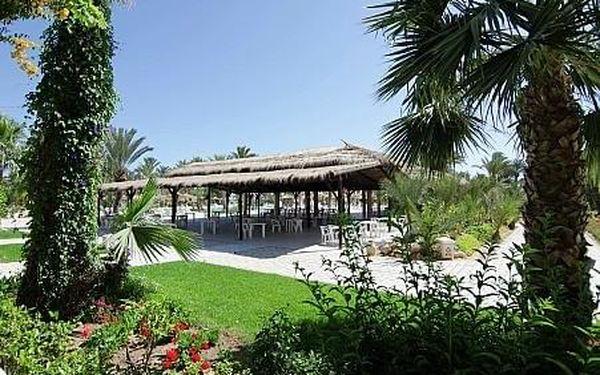 Zita Beach Resort, Djerba, letecky, all inclusive2
