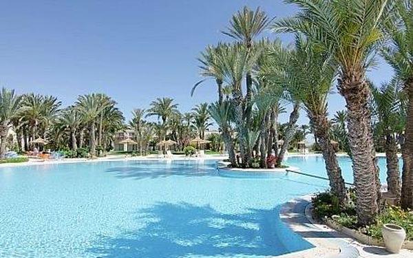 Zita Beach Resort, Djerba, letecky, all inclusive3