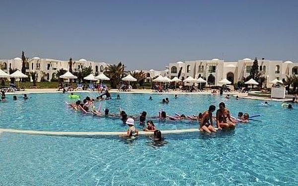 Vincci Helios Beach, Djerba, letecky, all inclusive2