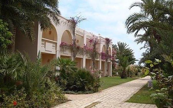 Zita Beach Resort, Djerba, letecky, all inclusive4