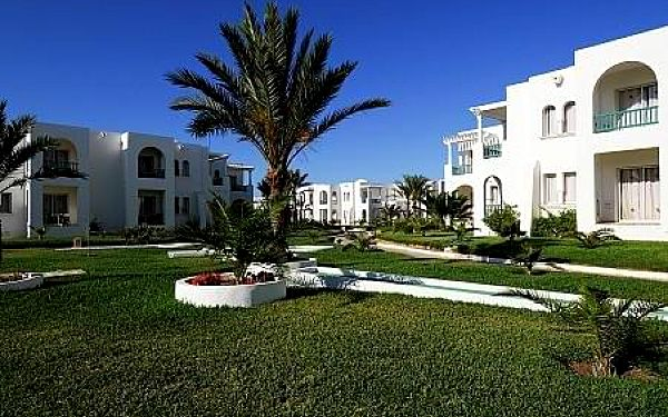 Vincci Helios Beach, Djerba, letecky, all inclusive3