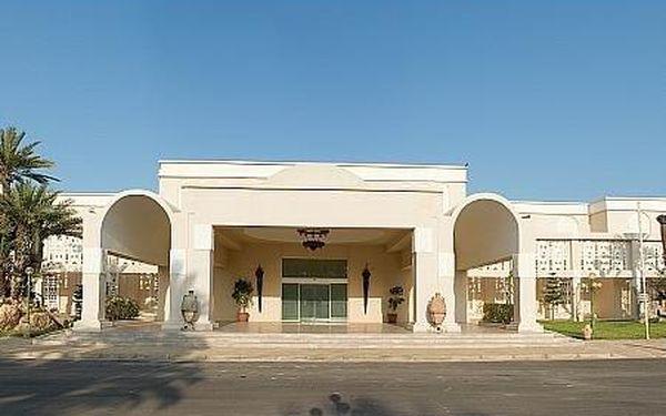 Zita Beach Resort, Djerba, letecky, all inclusive5