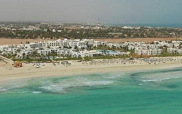 Vincci Helios Beach, Djerba, letecky, all inclusive4