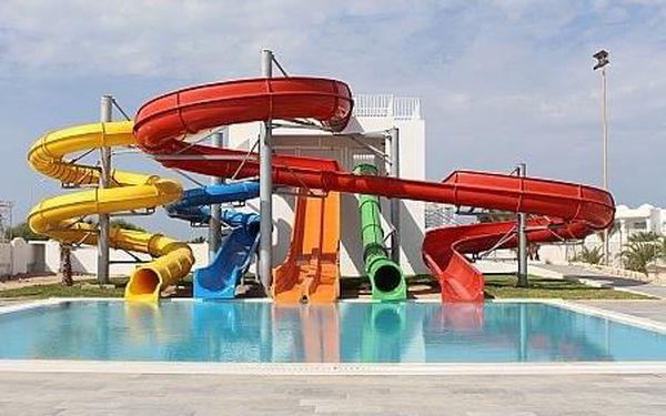 Vincci Helios Beach, Djerba, letecky, all inclusive5