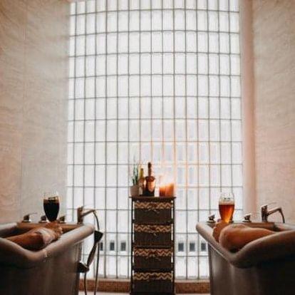 Tišnov v Hotelu Červený mlýn *** s polopenzí, pivní koupelí a bohatým wellness