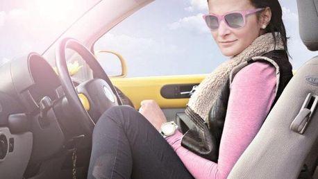 Kurz bezpečné jízdy FOR LADIES