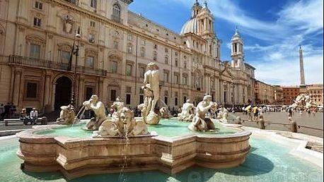 Příjemný pobyt v Římě kousek od centra v hotelu Albergo Athena