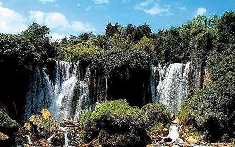 Přírodní krásy a památky Bosny a Hercegoviny + jižní Dalmácie, Omišská riviéra
