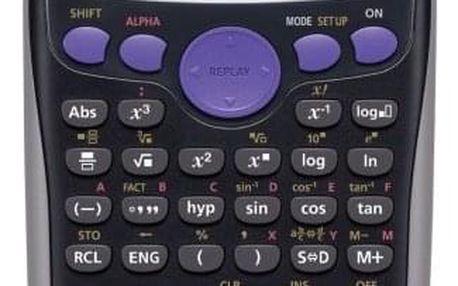 Kalkulačka Casio FX350 ES PLUS černá (FX350 ES PLUS)